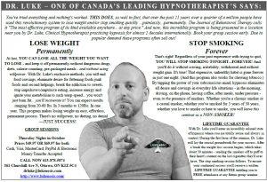 luke howard hypnosis
