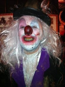 toronto hypnosis fear of clowns